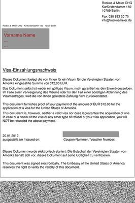 THE AMERICAN DREAM USA Services GmbH: Neue Regelung bei den ...