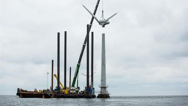 stellen offshore windenergie