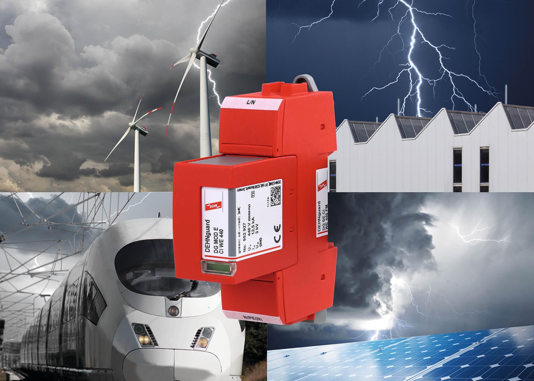 DEHNguard® SE CI 440 FM für den Einsatz in Anlagen mit höherer ...
