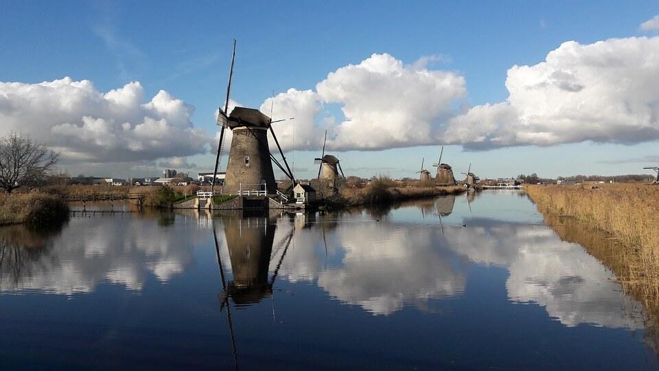 Vom Holländer zur Haliade-X: Windenergie in den Niederlanden ...